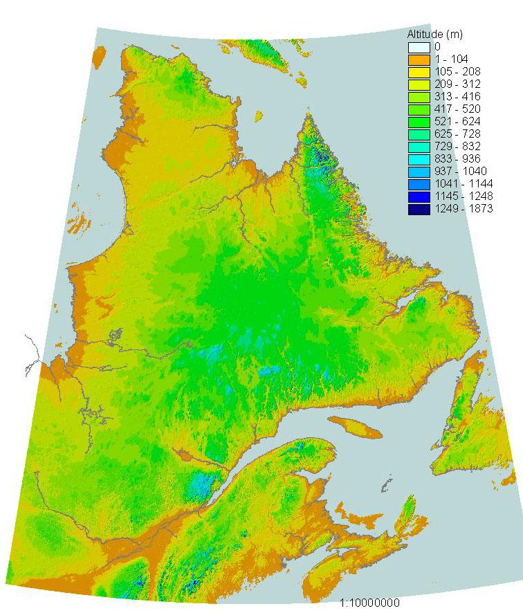 Une classification climatique du Québec à partir de ...