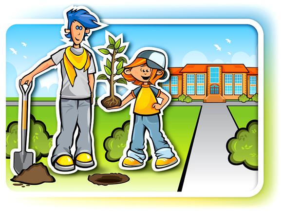 Planter des arbres pour la plan te - Comment proteger les arbres fruitiers du gel ...